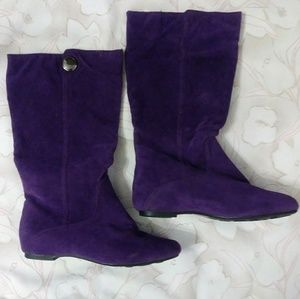👢Christine Slouch Boot